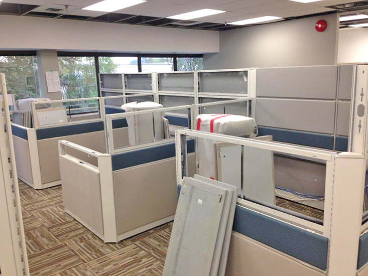 Smart Office Furniture And Installations Used And Re