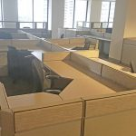 220 Teknion TOS Workstations