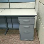 84 Teknion TOS workstations