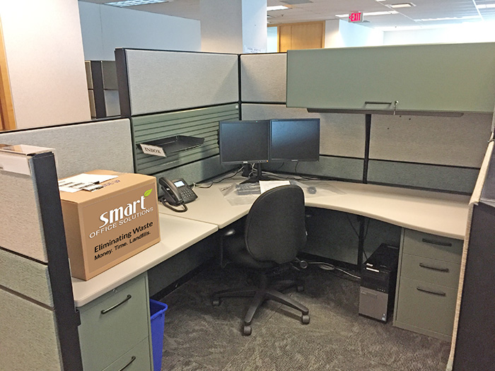 Smart Office Furniture - As Is