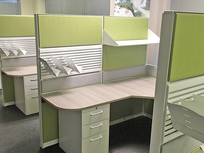 Smart Office Furniture - Full Refurbishment