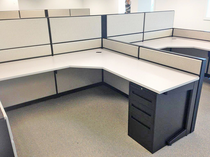 Smart Office Furniture - Partial Refurbishment